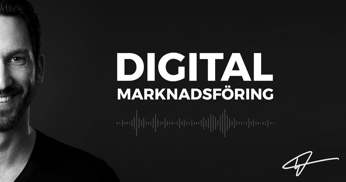 digital marknadsföring tony hammarlund